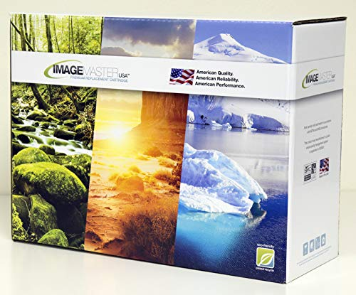 Image Master Black Toner Cartridge for HP Laserjet C4092A (92a) 1100, 3200 Series (Manufactured in USA) ()