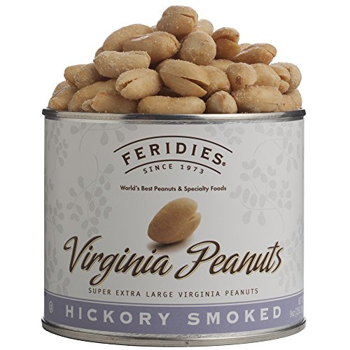Smoked Peanut (9 oz Hickory Smoked Virginia Peanuts)