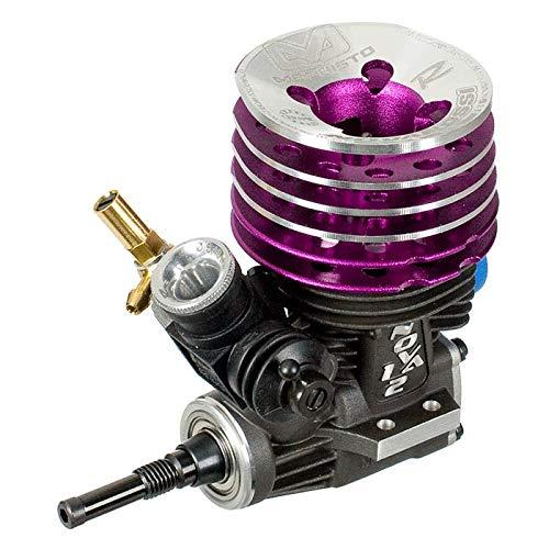 Novarossi Bearings Ceramic - Novarossi Mephisto .12 3 Port On-Road Engine Long Stroke DLC Crank (Ceramic Rear Bearing)