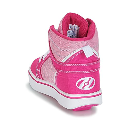 Mixte Fitness De Enfant Chaussures White Pink Hot Heelys BF6TfyRc