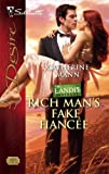 Rich Man's Fake Fiancee (The Landis Brothers Book 1)