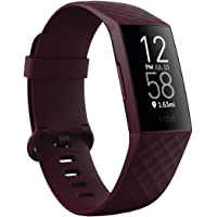 Fitbit Charge 4 Fitness Tracker Rosewood NFC