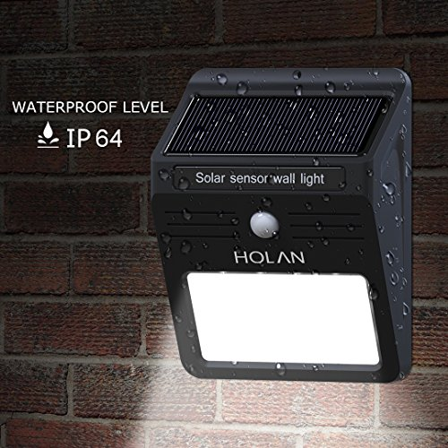 Mulcolor Waterproof Powered Wireless Security