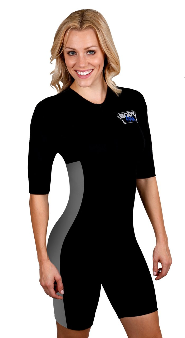 Sauna Suit Neoprene Weight Loss Gym Sport Aerobic Boxing MMA 13930