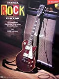 Total Rock Guitar: A Complete Guide to Learning Rock Guitar (Book & Online Audio)