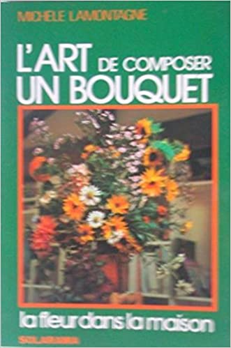 Livre L'art de composer un bouquet pdf