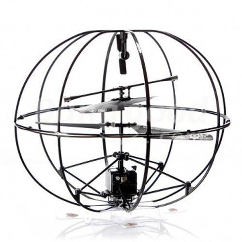 Skymaster R/C 7 inch UFO Flying Gyro Ball