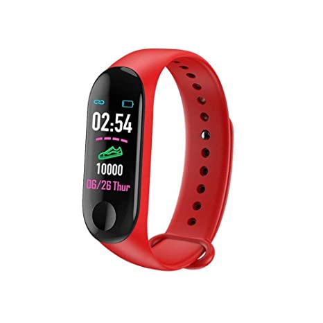 Amazon.com: X secret M3 Bluetooth Smartwatch Fitness Uhr ...
