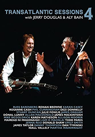 Transatlantic Sessions: Series 4 (Complete) (James Taylor Concert Dvd)
