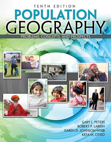 Population Geography: Problems, Concepts, and Prospects