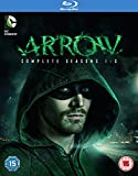 Arrow (Complete Seasons 1-3) - 12-Disc Box Set ( Arrow - Seasons One, Two & Three ) [ Blu-Ray, Reg.A/B/C Import - United Kingdom ]