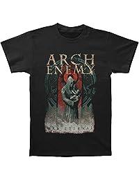 Arch Enemy Men's War Eternal 2014 Dates T-shirt Black