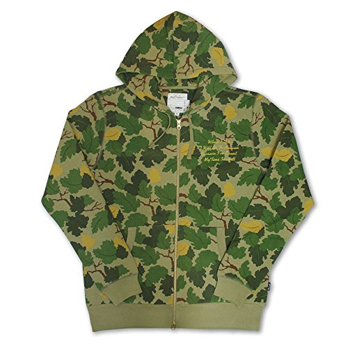 Diamond Supply Co Pacific Hoodie Olive Camo by Diamond Supply Co