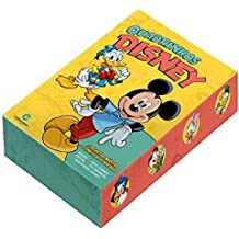 Box Quadrinhos Disney - 5 volumes