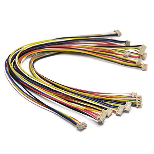 Flight Control Cables : Gikfun assorted apm flight control cable df