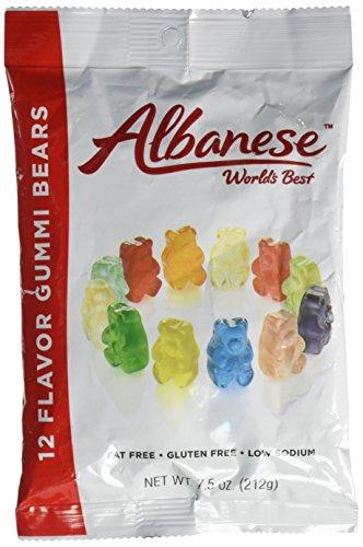 (Albanese 12 Flavor Gummi)