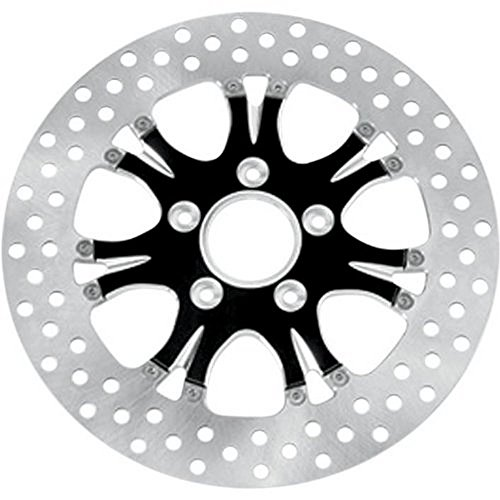 Performance Machine Paramount 11.5in. Two-Piece Brake Rotor - Platinum Cut 01331523HEALBMP ()