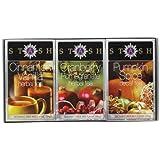 Stash Tea Autumn Teas Trio Gift Set 54 Teabags, 3-Count