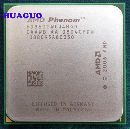 AMD Phenom X4 9600 2.3 GHz 2MB Quad-Core CPU Processor Socket AM2+