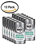 PACK OF 12 - SoftSheen-Carson Magic Skin Conditioning Shaving Powder