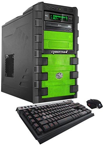 CybertronPC SLIEX 2X980 Desktop AMD Discontinued Manufacturer