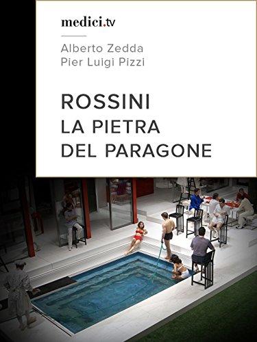 com: Rossini, La Pietra del paragone - Alberto Zedda, Pier Luigi Pizzi