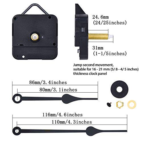 Buy diy clock movement kit