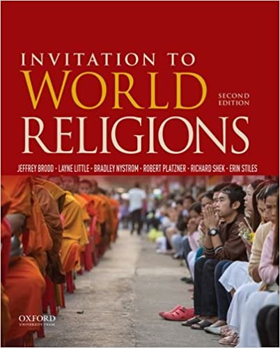amazon com invitation to world religions 9780199378364 jeffrey