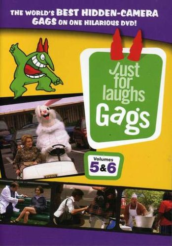 Just For Laughs: GagsVol. 5-6 by Unknown