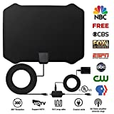 2018 NEWEST TV Antenna,Indoor Amplified Digital HDTV Antenna Review and Comparison