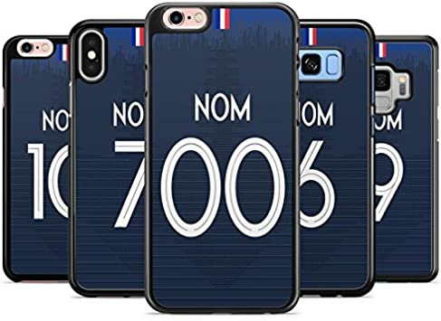 coque iphone 8 drapeau france