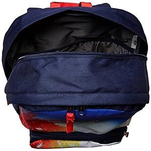 JanSport Unisex Overt Multi Palm Sunset Backpack