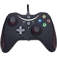 ZD T gaming usb câbler Controller Gamepad Manette pour pc (windows xp / 7 / 8 / 8 / 10) et playstation 3 & android & Steam - Pas de soutien xbox 360 / One