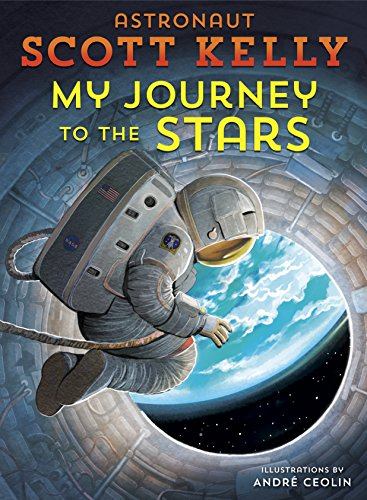 """""""Aspiring astronauts and kids interested in space will enjoy reading about Scott Kelly's journey from star-struck kid to NASA astronaut in this picture book biography."""" - Seira Wilson, Amazon EditorNASA astronaut Scott Kelly was the first to spend an..."""