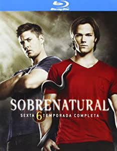 Sobrenatural Temporada 6 [Blu-ray]