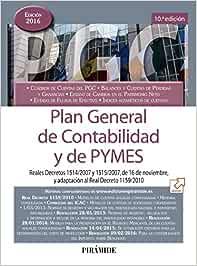 Plan General de Contabilidad y de PYMES: Reales Decretos
