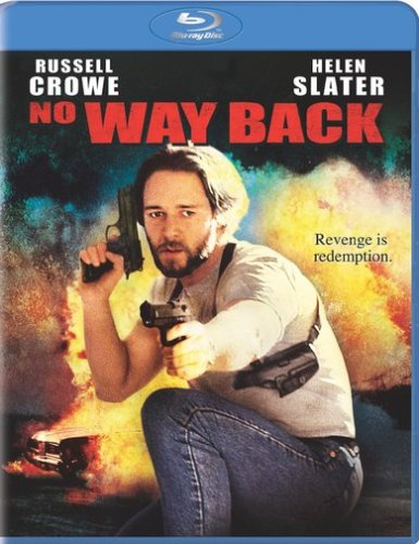 No Way Back [Blu-ray]
