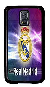 custom and diy real madrid logo for samsung galaxy s5 for sports fan by jamescurryshop by runtopwell