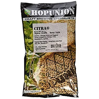 Citra Hops One Pound Pellet