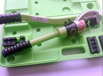 Alicates que prensan hidráulica Gowe RANGE10-120MM 2 hidráulica herramienta que prensa hidráulica crimpadora Hydralic