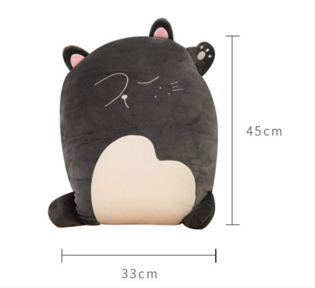 Amazon.es: 45cm Ultra-Suave Corto Animal De Felpa Sosteniendo ...