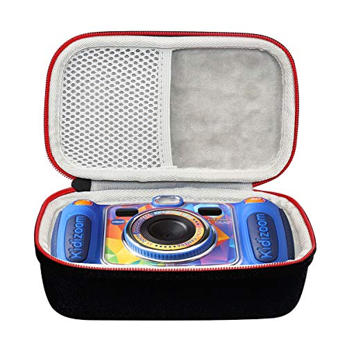 AsafeZ Hard Case Compatible with VTech Kidizoom Twist / Spin and Smile / Duo Connect Camera