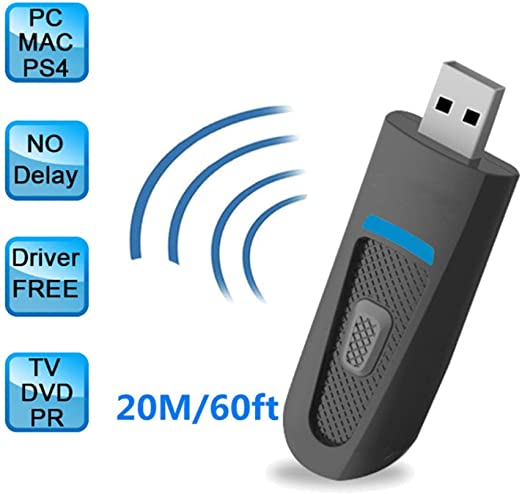 Free Driver USB 3.0 Bluetooth V4.0 Wireless Mini Adapter Dongle for PC Win 78 10
