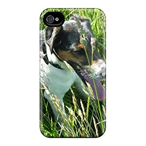 Iphone 4/4s Case Cover Skin : Premium High Quality I Taught Him How To Behave - See Link Below Case