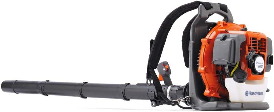 Husqvarna 530B aspiradora de hojas Negro, Naranja - Soplador de hojas (950 W, Negro, Naranja, Gasolina, 3000 RPM, 6,7 kg): Amazon.es: Bricolaje y herramientas
