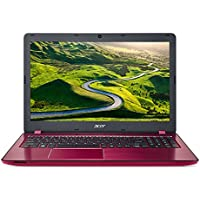 Acer Aspire F NX.GJZAA.001;F5-573-55W1 15.6 Traditional Laptop, Red