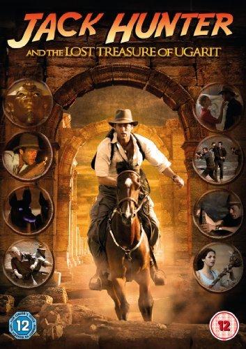 OMG Jack Hunter Lost Treasure Of Ugarit [DVD]: