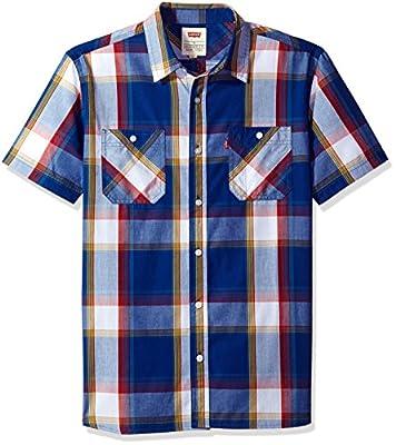 Levi's Men's Merle Short Sleeve Woven Shirt