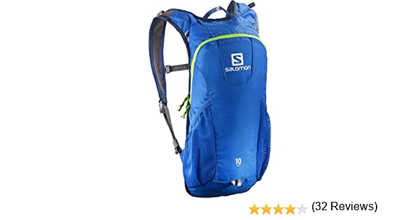 SALOMON Trail 10 Correr Mochila - SS16 - Talla Única: Amazon.es ...