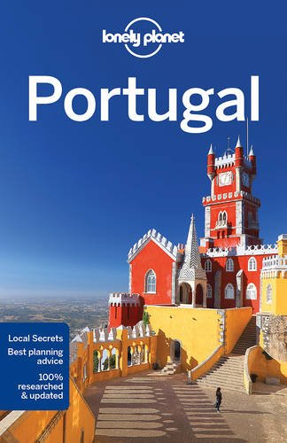 Lonely Planet Portugal (Travel Guide) cover